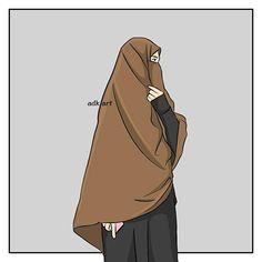 108 Best Kartun Muslimah 3 Images Anime Muslim Hijab Cartoon Islamic Cartoon