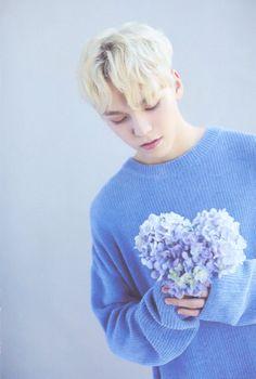 #Vernon #HansolVernonChwe #Flower #Seventeen #TeenAge
