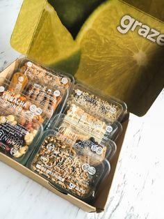 Graze Snack Box || www.theresourcegirls.com Graze Box, Snack Box, Snacks, Appetizers, Treats