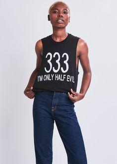 333 MUSCLE TANK | NYLON SHOP