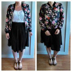 WEBSTA @ atelstyle - Feliz domingo chicas! Nos vuelve locas la nueva chaqueta de Marta!!!!