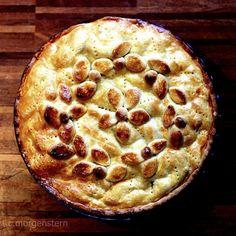 Gedeckter Apfelkuchen *