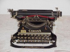 Corona Portable SKU 5745 - $112.50 on GoAntiques