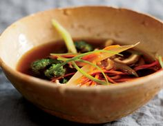 IMMUNITY SOUP | recipe from True Food Kitchen / Dr. Andrew Weil #healthy #soup