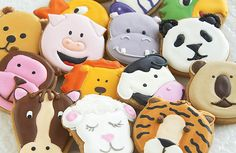 A new selection of cookies for different occasions from the New York based bakery Eleni´s http://elenis.com
