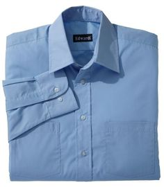 Edwards 1160 Men s Traditional Broadcloth (Long Sleeve). Viraj  Wikramanayake · EDWARDS GARMENT · V-Neck Cardigan Sweater ... 8a320a95d