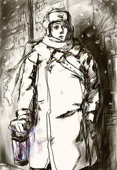 Historical Hetalia - Character: Russia