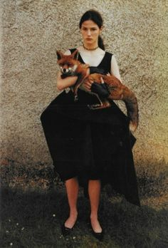 Juergen Teller / Vogue Italia November, 1997