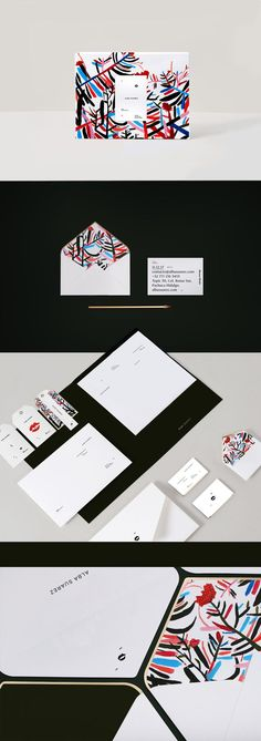 ALBA SUAREZ / branding on Behance