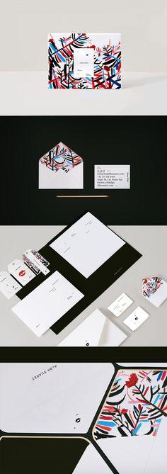 ALBA SUAREZ / branding on Behance