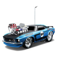 Muscle Machine RC Mustang
