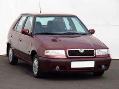 Škoda Felicia 1999 Hatchback vínová 1
