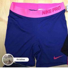 Nike pro shorts ($16) is on sale on Mercari, check it out! https://item.mercari.com/gl/m816248825/