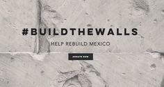 Um muro que faz sentido no México (finalmente)