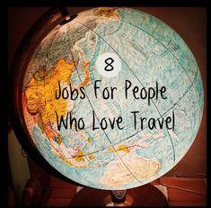 Heb jij een sterke wanderlust en wil je werken in het buitenland? Lees dan verder! http://worldwide-placements.com/8-banen-waarbij-je-kunt-reizen-en-werken-tegelijkertijd/