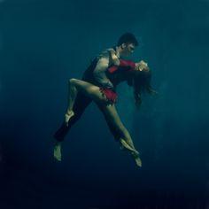 Underwater Tango by Katerina Bodrunova