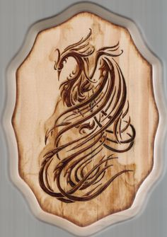 "Wood burning by Colleen Jess, 2012, Phoenix, 7x9"", greatjesspectations@gmail.com"