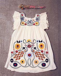344faa88be6f Jak   Peppar Clothing - Flower Child Dress in Vanilla