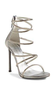 Stuart Weitzman 'XChain' Sandal (Women)