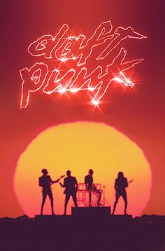 Click the Pic to win a chance to meet Daft Punk! Vaporwave, Daft Punk Poster, Thomas Bangalter, Photo Deco, Album Songs, Pharrell Williams, Sound Of Music, Best Songs, My Favorite Music