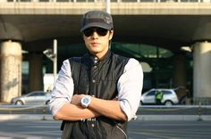 SO JISUB is a famous Korean actor. Photo credits to various Korean news sites & blogs, DCInside &...