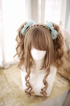 These Anime-Style Wigs Are Fanciful, Beautiful, And Affordable