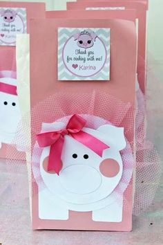 pig/ princess Birthday Party Ideas | Photo 12 of 13 | Catch My Party