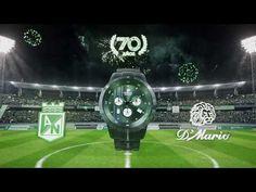 (1) Nuevo Reloj D'Mario - Atlético Nacional 70 Años - YouTube Mario, Soccer, Youtube, Point Of Sale, Athlete, Watch, Accessories, Hs Football, Futbol