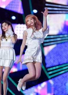 One And Only, Korean Girl, Peplum Dress, Kpop, Celebrities, Stage, Photo Wall, Fairy, Beautiful