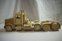 PETERBILT 367 TRI-AXLE TRACTOR