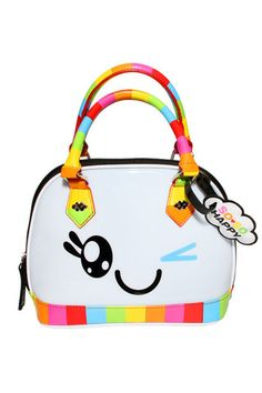 Wink Bowler Bag  from So So Happy