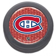 Montreal Canadiens Domed Hockey Puck - Packaged - Prismatic (backorder)