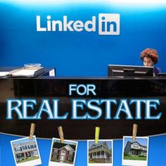 Linkedin for real estate teaches real estate agents how to use Linkedin in their real estate business.  They are step by step video tutorials.