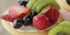 Pioneer Woman's Fruit Tarts