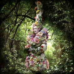 The Stars Of Spring Will Carry You Home - Kirsty Mitchell's Wonderland series