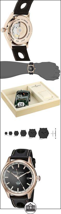 Frederique Constant Geneve Vintage Rallye Healey GMT FC-350CH5B4 Reloj Automático para hombres Edición Muy Limitada  ✿ Relojes para hombre - (Lujo) ✿