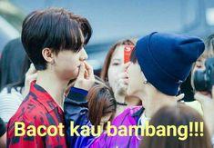 Memes Kpop Bts Indonesia 64 New Ideas Exo Memes, Funny Memes, Super Memes, All Meme, Random Meme, Drama Memes, Papa Francisco, Jokes Quotes, Text Quotes