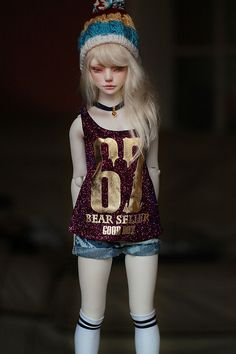New clothes by ChinchouBJD ✶ on Flickr.