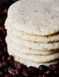 Coffee Sugar Cookies WHAT???? Cookies made with COFFEE!!?? Guess who will be making these?