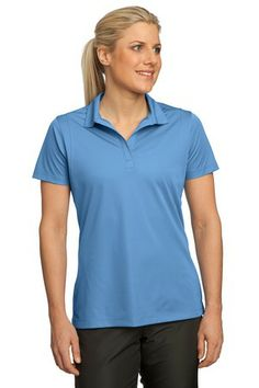 Ladies Sport-Tek® - Micropique Sport-Wick® Sport Shirt. We've taken our Sport-Wick moisture-wicking technology and crafted a flat tricot micropique for a smoother, tighter fabric. Not just a sharp look—it's snag resistant, too. - Arizona Cap Company - (480) 661-0540 Custom Printed & Embroidered. Visit our website for the colors available and the price.