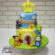 Dave and Ava birthday cake (4)