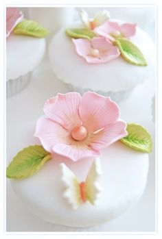 Soft and pretty (Cupcakes a diario).