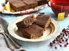 Aszalt szilvás puszedliszelet Recept képpel - Mindmegette.hu - Receptek Baking, Sweet, Food, Kitchen, Deserts, Candy, Cooking, Bakken, Essen