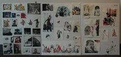 Printmaking ncea _ druckgrafik ncea _ gravure ncea _ grabado ncea _ printmaking ideas, linoleum printmaking, printmaking for kids, printm Image Monster, Principles Of Art, Circus Theme, Middle School Art, Elements Of Art, Wood Engraving, Renaissance Art, Work Inspiration, Art Portfolio
