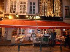 Brasserie Jaloa Sint Kathelijneplein - voor nog meer kwaliteitsvolle en overheerlijke restaurants (en bistro) in Brussel  https://www.pinterest.com/jellescheys/eetgelegenheden-in-brussel/