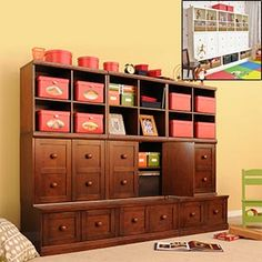 Adrianne Youth Modular Storage Collection - Costco