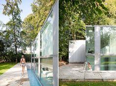 Villa Roces in Belgium by Govaert & Vanhoutte.   Yellowtrace — Interior Design, Architecture, Art, Photography, Lifestyle & Design Culture Blog.