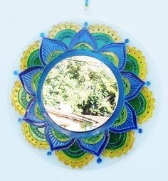 Espelho mandala