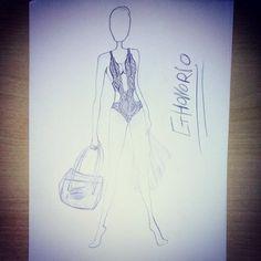 GHonorio Fashion: Moda Verão 2015, maio estampado de folhas #fashion...