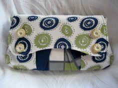 Casablanca Clutch Bag by Nataty on Etsy, $35.00